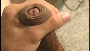 Thick Uncircumcised Trouser Snake