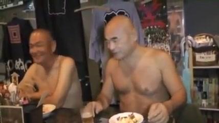 Chinese Fundoshi Bar