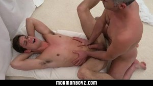 Mormonboyz-to Enroll In Priesthood Cult, Mormon Stud Into Sex
