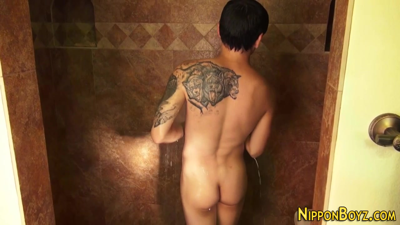 Chinese Boy Playthings His Bootie